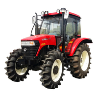 110 Hp 4wd Farm Tractor
