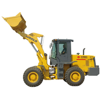 3 Ton Wheel Loader with 1.8 Cbm Bucket