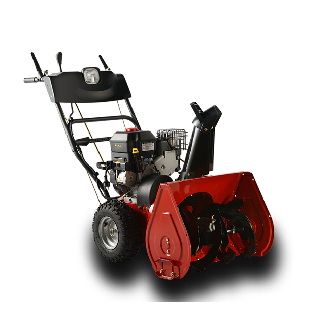Gasoline Snow Thrower