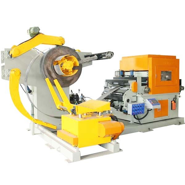 3 in 1 Decoiler Straightener NC Feeder