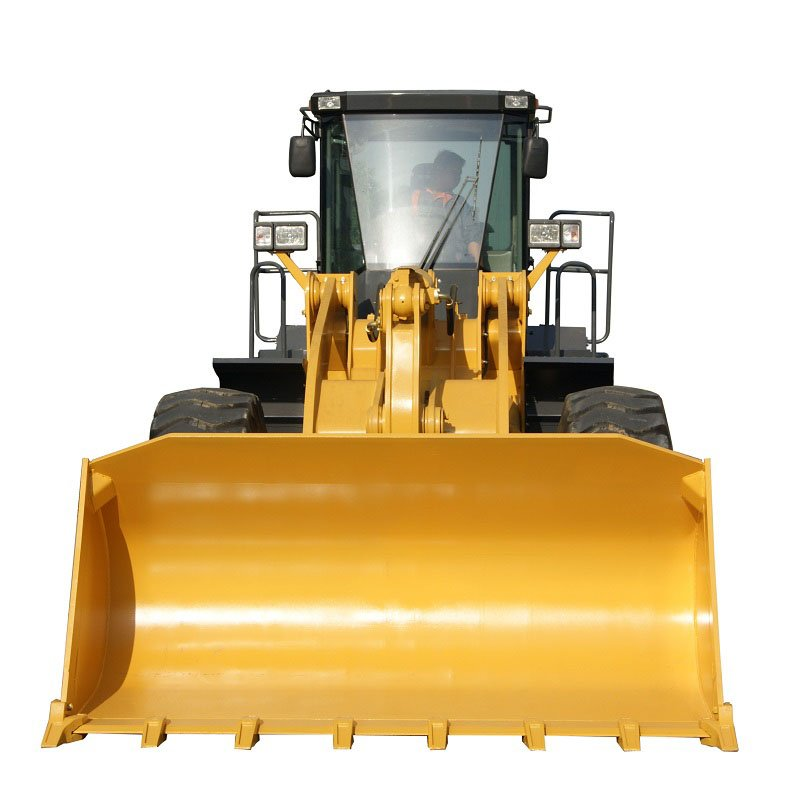 5 Ton Wheel Loader with 3 Cbm Bucket