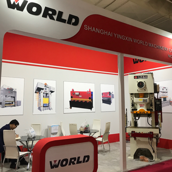 WORLD POWER PRESS KZN INDUSTRIAL SHOW 2019