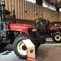 WORLD AGRICULTURE MACHINERY ATTEND AGMA CHINA 2019